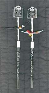 Jack+Sally Nightmare Before Christmas Pencils NMBC MINT