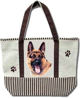 Tote Bag Cotton Canvas Extra Large NEW German Shepherd