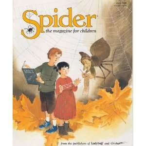 Spider the Magazine for Children October 1996: Tord Nygren: Books