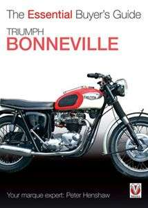 Triumph Bonneville 120 140 650 750 motorcycle 1959 88