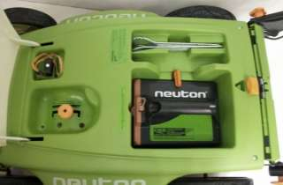 Neuton CE 6.3 Battery Powered Lawn Mower 3 IN 1 Mowing System IN BOX