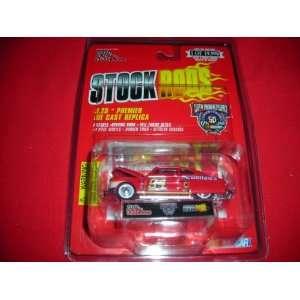 1998 Racing Champions Stock Rods 49 Mercury Sedan Limited