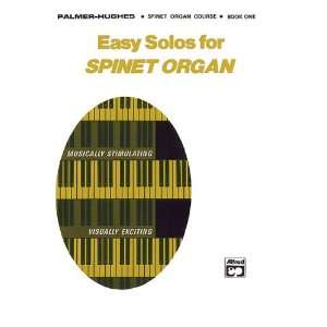 Easy Solos for Spinet Organ, Book 1 Book Sports