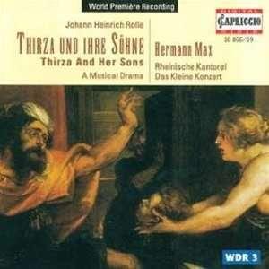Thirza & Her Sons: Rolle, Max, Rheinische Kantorei, Kleine