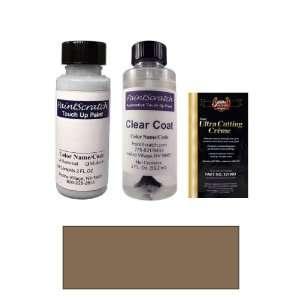 Oz. Grayish Brown Metallic Paint Bottle Kit for 2010 Nissan Murano