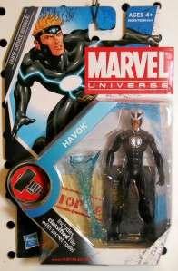 Marvel Universe 4 HAVOK FULL HELMET SERIES 2 # 018
