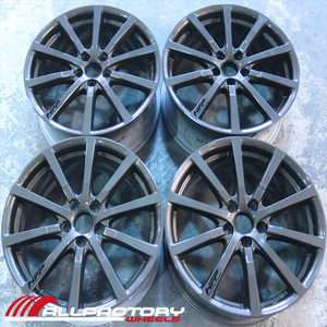HONDA ACCORD HFP 19 2008 2009 2010 2011 2012 OEM SET OF FOUR RIMS