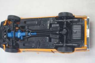 ERTL American Muscle 118 scale 1970 Ford Mustang Boss 302