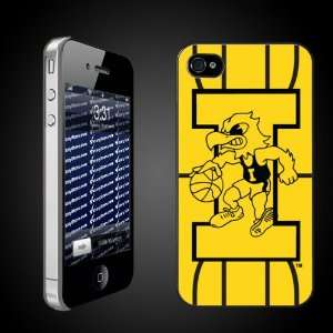 Case   (#12 Basketball Herky)   Protective iPhone 4/iPhone 4S Case