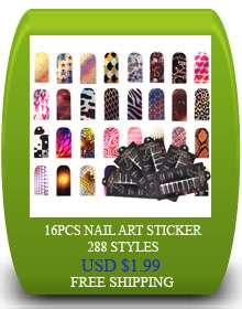 UV Builder Gel Glitter Shimmer Paillette Nail Art Tips Acrylic 8ml 01