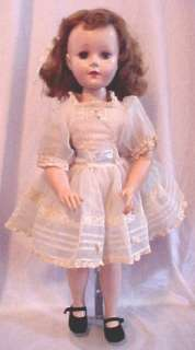 Sweet Sue Doll American Character Hard Plastic 22 in Tall Nice