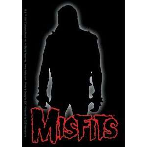 THE MISFITS SILHOUETTE LOGO STICKER:  Home & Kitchen