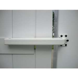 Hydraulic Pool / Garden / Residential White Gate Closer TB175: Home