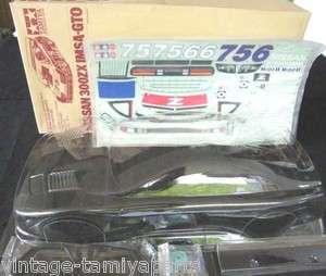 Tamiya 50403 Nissan 300ZX IMSA GTO Body Set NEW