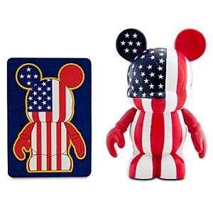 Disney Vinylmation USA United States of America Flag 3