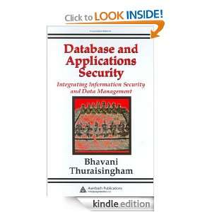 Integrating Information Security and Data Management [Kindle Edition