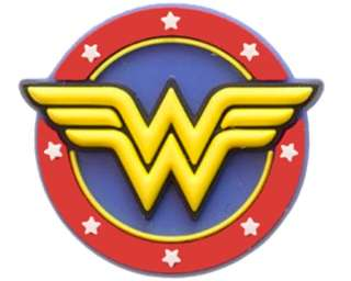 Wonder Woman Logo Iron On Transfer #2