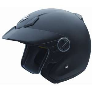 Scorpion EXO 200 Solid Matte Black Large Open Face Helmet