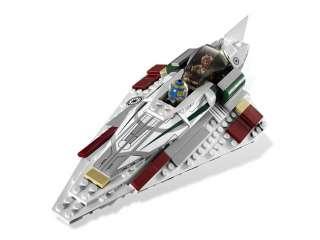 7868 Star Wars Clones Minifigures Set Mace Windus Jedi Starfig