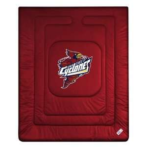 Iowa State University Cyclones Comforter Full Queen Sports & Outdoors