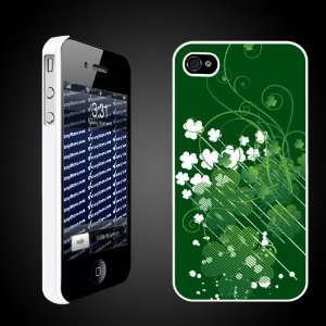 iPhone Hard Case   White Protective iPhone 4/iPhone 4S Case. Cell