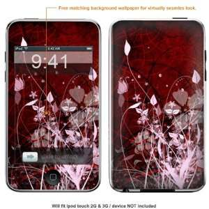 Sticker for Ipod Touch 2G 3G Case cover ipodtch3G 343 Electronics