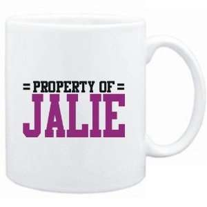 Mug White  Property of Jalie  Female Names  Sports