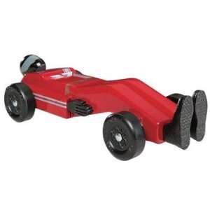 Pinewood Derby Luge Trophy Series Racer Kit Toys & Games