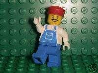 LEGO MINIFIG SUPER MARIO BROS. MARIO RARE CUSTOM FIGURE