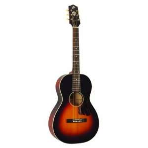 The Loar LO 215 SN 0 Style Acoustic Guitar, Sunburst