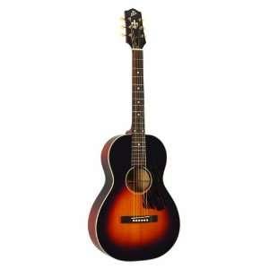 The Loar LO 215 SN 0 Style Acoustic Guitar, Sunburst