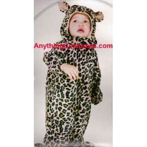 Childrens Plush Cheetah Costume Medium Clearance: Toys & Games