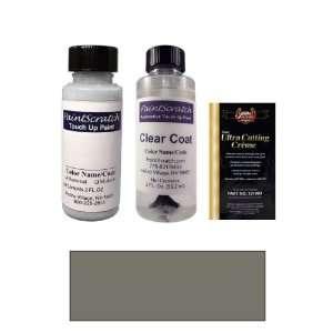 2 Oz. Kaiser Silver Metallic Paint Bottle Kit for 1989