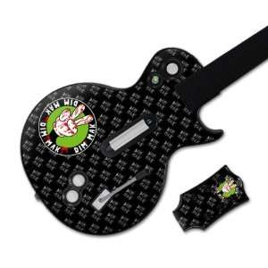 MusicSkins MS DMMK60026 Guitar Hero Les Paul   Xbox 360 & PS3