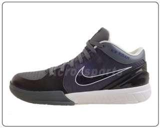 Nike Kobe IV 4 ID Grey White Zoom 2008 US8 Mens Basketball Shoes VII