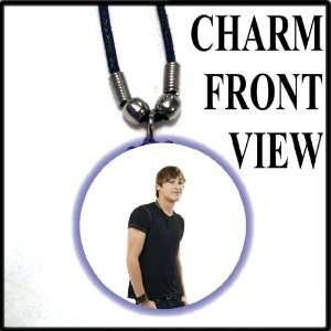Kendall Big Time Rush 1.50 Charm 18 Necklace
