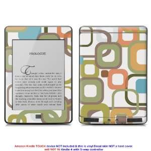 sticker for  Kindle Touch case cover KDtouch 470 Electronics