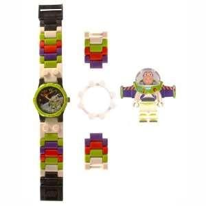 LEGO Toy Story Buzz Lightyear Kids Watch w/ Mini Figure