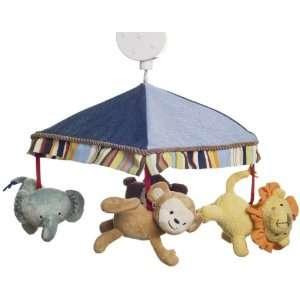 Kidsline Ark Animals Musical Mobile Baby