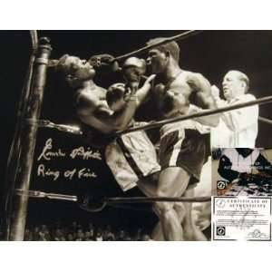 Emile Griffith Signed 16x20 vs Benny Paret:  Sports