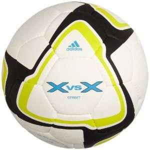 adidas XVSX Street Foot Soccer Ball