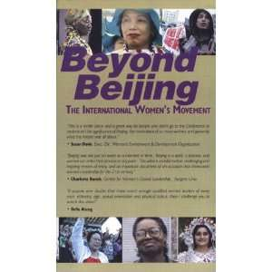 Beyond Beijing The International Womens Movement (Book