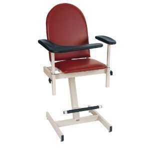 Winco Designer Blood Drawing Chair   Padded Vinyl