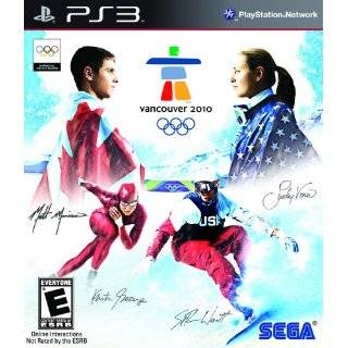 Vancouver 2010   The Official Video Game of the Olympic Winter Games