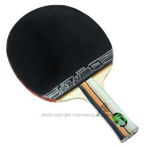 DHS Table Tennis Racket #TS2003, Ping Pong Paddle, Table Tennis