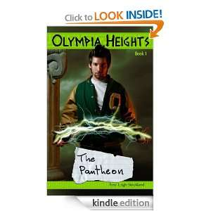 Olympia Heights: The Pantheon: Amy Leigh Strickland: