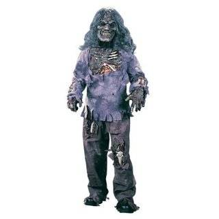 Kids Scary Headless Horseman Costume   Child Size 10 12
