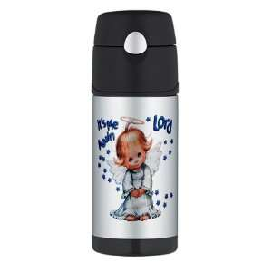 Thermos Travel Water Bottle Its Me Again Lord Prayer