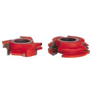 Freud UP263 Classical Profile Shaper Cutter Set For 3/4 Inch Rail And