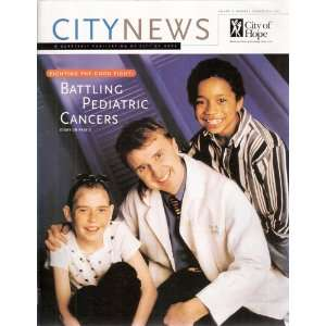 City News, Summer / Fall 2002 Volume 13 Number 2. A Quarterly